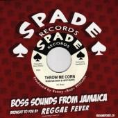 """Shan, Winston & The Hippy Boys 'Throw Me Corn' + Ranny Williams & The Hippy Boys 'Savage Colt'  7"""""""