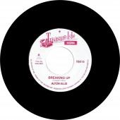 "Ellis, Alton 'Breaking Up' + 'Version'  jamaica 7""  back in stock!"
