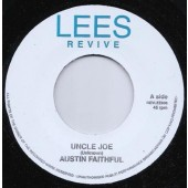"Faithful, Austin 'Uncle Joe' + Reggaeites 'Harris Wheel' 7"""