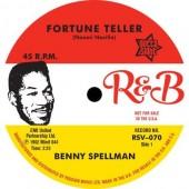 """Spellman, Benny 'Fortune Teller' + Ernie K-Doe 'A Certain Girl' 7"""""""