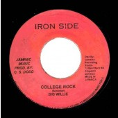 Big Willie 'College Rock' + Basil Gabbidon 'Eanie Meanie Minie Mo' 7""
