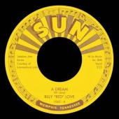 """Love, Billy 'Red' 'A Dream' + 'Hey Now'  7"""""""