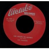 "Chanters 'She Wants to Mambo' + Brother Woodman 'Watts'  7"""