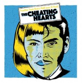"Cheating Hearts 's/t'  7"" ltd. pale blue vinyl"