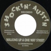 Clarendonians 'Walking Up A One Way Street' + Dynamites 'Instrumental'  7""