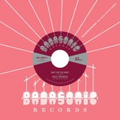 "Crazy Baldhead ‎'Wait For The Night'  + 'Dub For The Night'  7"" ltd. purple vinyl"