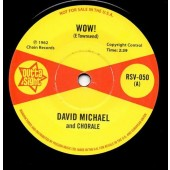Michael, David 'Wow!' + Hank Levine 'Image Pt.1'  7""