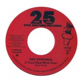 """Edwards, Dee '(I Can) Deal With That' + 'String Version'  7"""""""