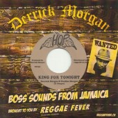 Morgan, Derrick & Pauline 'King For Tonight' + Beverley's All Stars 'Double Shot'  7""
