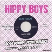 "Russell, Devon 'Short Up Dress' + Bobby Kalphat & Hippy Boys 'Sea Wave'  7"""