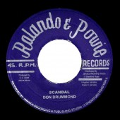 Drummond, Don 'Scandal' + Blues Blasters 'Shuffling Jug'  7""