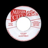 Sibley, Dudley 'Gun Man' + Denzil Thorpe 'The Monkey'  Jamaica 7""