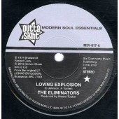 Eliminators 'Loving Explosion' + Directions Band 'We Need Love'  7""