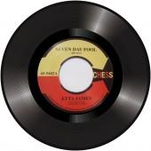 "Etta James 'Seven Day Fool' + Doug Banks 'I Just Kept On Dancing'  7"""