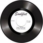 "Houston, Freddie 'Soft Walking' + Ann Heyward 'Crook His Little Finger'  7"""