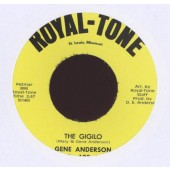 Anderson, Gene 'The Gigolo' + 'The Loneliest One'  7""