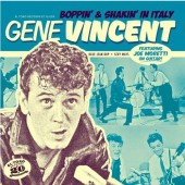 """Vincent, Gene 'Boppin' & Shakin' In Italy'  7"""""""