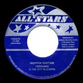 """Hersang & The City Slickers 'Hoppin Guitar' + 'Old McTarvey'  7"""""""
