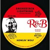 """Howlin' Wolf 'Smokestack Lightning (Remaster)' + 'Moanin' At Midnight (Remaster)'  7"""""""