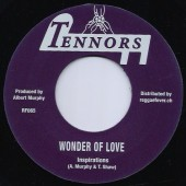 Inspirations 'Wonder Of Love' + Clive All Stars 'Greatest Scorcher'  7""