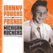 "Powers, Johnny & Friends 'Michigan Rockers'  7"""