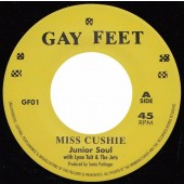 Junior Soul 'Miss Cushie' + Lennie Hibbert with Lynn Tai &  Count Ossie's Drums 'Pure Soul'  7""