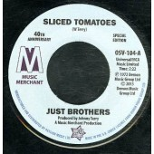 Just Brothers 'Sliced Tomatoes' + Eloise Laws 'Love Factory '  7""