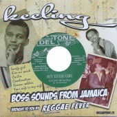 Beckford, Keeling 'Hey Little Girl' + Charley Ace 'Musical Combination'  7""