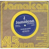 """Boothe, Ken 'You're No Good' + 'Out Of Order Dub'  7"""""""