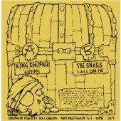 "King Django & Void Union 'Aiming' + The Snails 'Call On Me'  7"" ltd. yellow vinyl"
