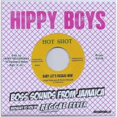 Robinson, Lloyd & Devon Russell 'Baby Let's Reggae Now' + Vin Gordon & Hippy Boys 'Tribute To A Great Man (a.k.a. Hot Pepper a.k.a. Rise Up)'  7""
