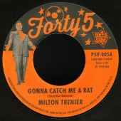Milton Trenier 'Gonna Catch Me A Rat' + Dean Jones 'St. James Infirmary'  7""