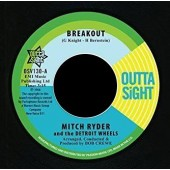 Ryder, Mitch 'Breakout' + 'You Get Your Kicks'  7""