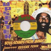 Mystic M 'Feeling Happy (Aka Forward With Love)' + Upsetters 'Version'  7""