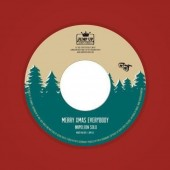 "Napoleon Solo + Leo & The Line-Up 'X-Mas Split Single'  7"""