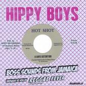 """Nethersole, Oswald & Hippy Boys 'A Days Detention' + Teddy Phipps & Hippy Boys 'Liberty Rock'  7"""""""
