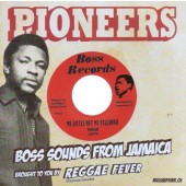 Pioneers 'Me Little But Me Tallawah' + 'Who The Cap Fits'  7""