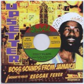Ruffin, Rajah & Upsetters 'Street Walking' + Blood Relatives & Friends 'Street Dancing'  7""