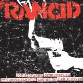 """Rancid 'Hooligans EP'  7"""""""