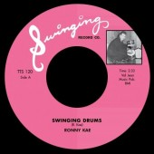 Kae, Ronny 'Swinging Drums' + Ronny Kay & Saints 'Swimming Drums'  7""