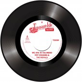 Cousins, Roy & The Royals 'We Are In The Mood' + The Sensations 'Baby Love'  jamaica 7""