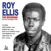 """Ellis, Roy 'The Beginning – first ever recording in 1964'  7"""""""