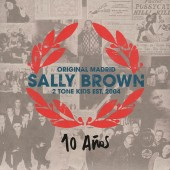 "Sally Brown ‎'10 Años'  7"" EP"
