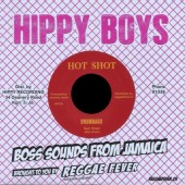 "Sham, Sam 'Drumbago' + Hippy Boys 'Keyboard Reggay'  7"""