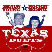 """Young, Shaun & Rockin' Bonnie 'Texas Duets'  7"""""""