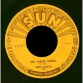 Burgess, Sonny 'Red Headed Woman' + 'We Wanna Boogie'  7""