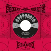 "V.A. 'Sound Clash Series Vol.1 The Aggrolites Vs The Slackers'  7"" PRE-SALE"