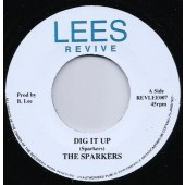 Sparkers 'Dig It Up (Code It)' + Renfold Williams 'Code It'  7""