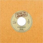 "Turner, Titus 'Bla Bla Bla Cha Cha Cha' + Billy Ford & His Combo 'Stop Lyin' On Me'  7"" ltd. black vinyl"