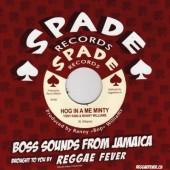 "King, Tony & Ranny Williams 'Hog In A Me Minty' + Ranny Williams & The Hippy Boys 'The Clean Hog'  7"""
